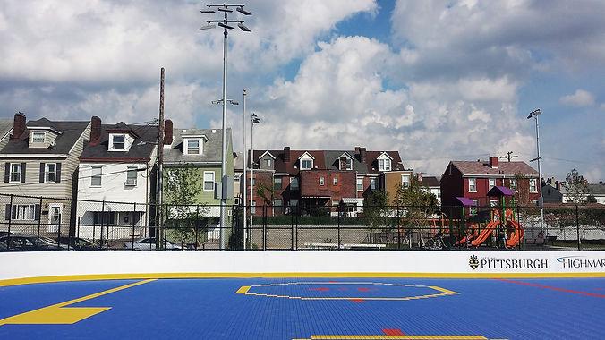 surface dek hockey