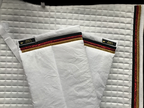 Team Germany Bandagierunterlagen & Bandagen Set