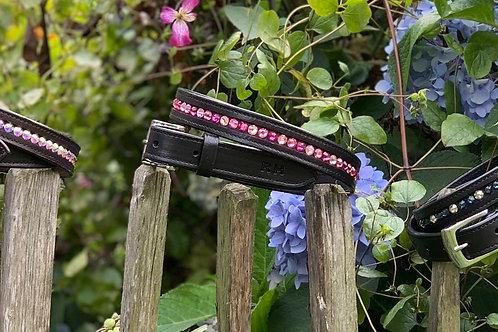 Royal H. leather belt