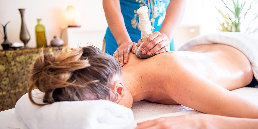 Full Body Kalari Massage Gift Voucher