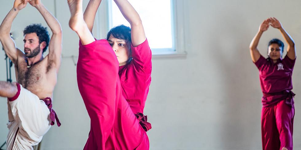 Byron Bay - Kalaripayattu: India's Martial Yoga