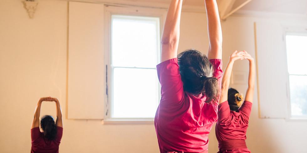 Kalari Yoga 6 Week Series