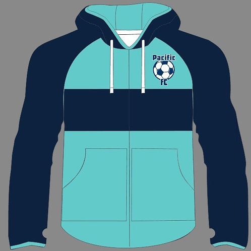 Pacific FC Hoodie - size 12