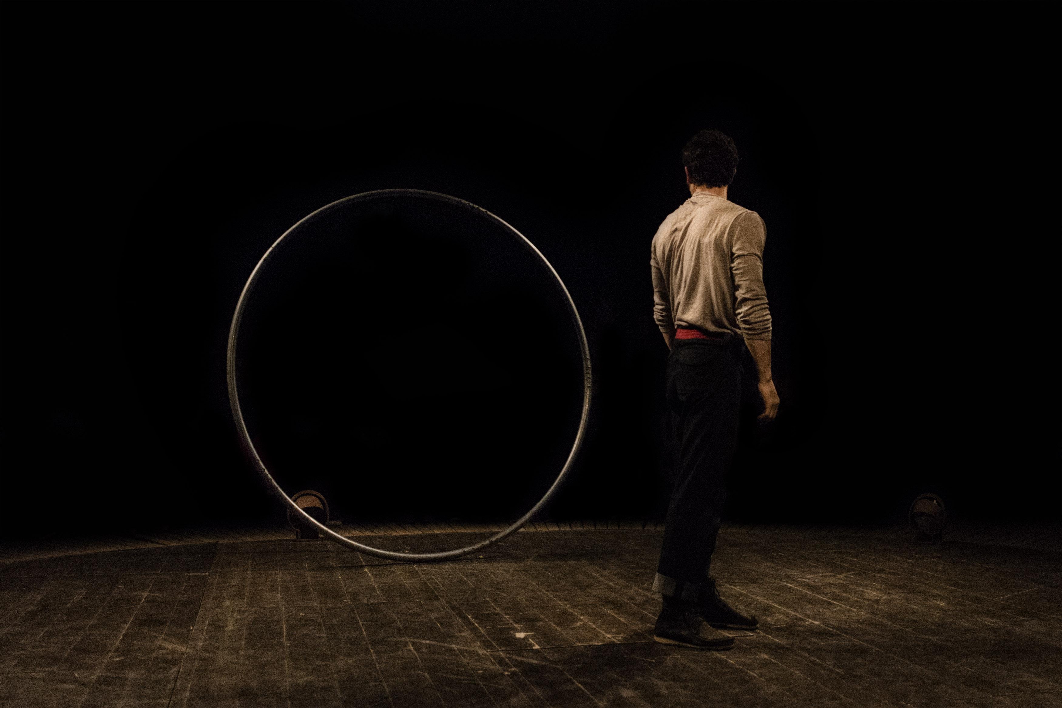 Cie 3 x Rien - Entre Chien et loup 3 - Photo Julien Fortel