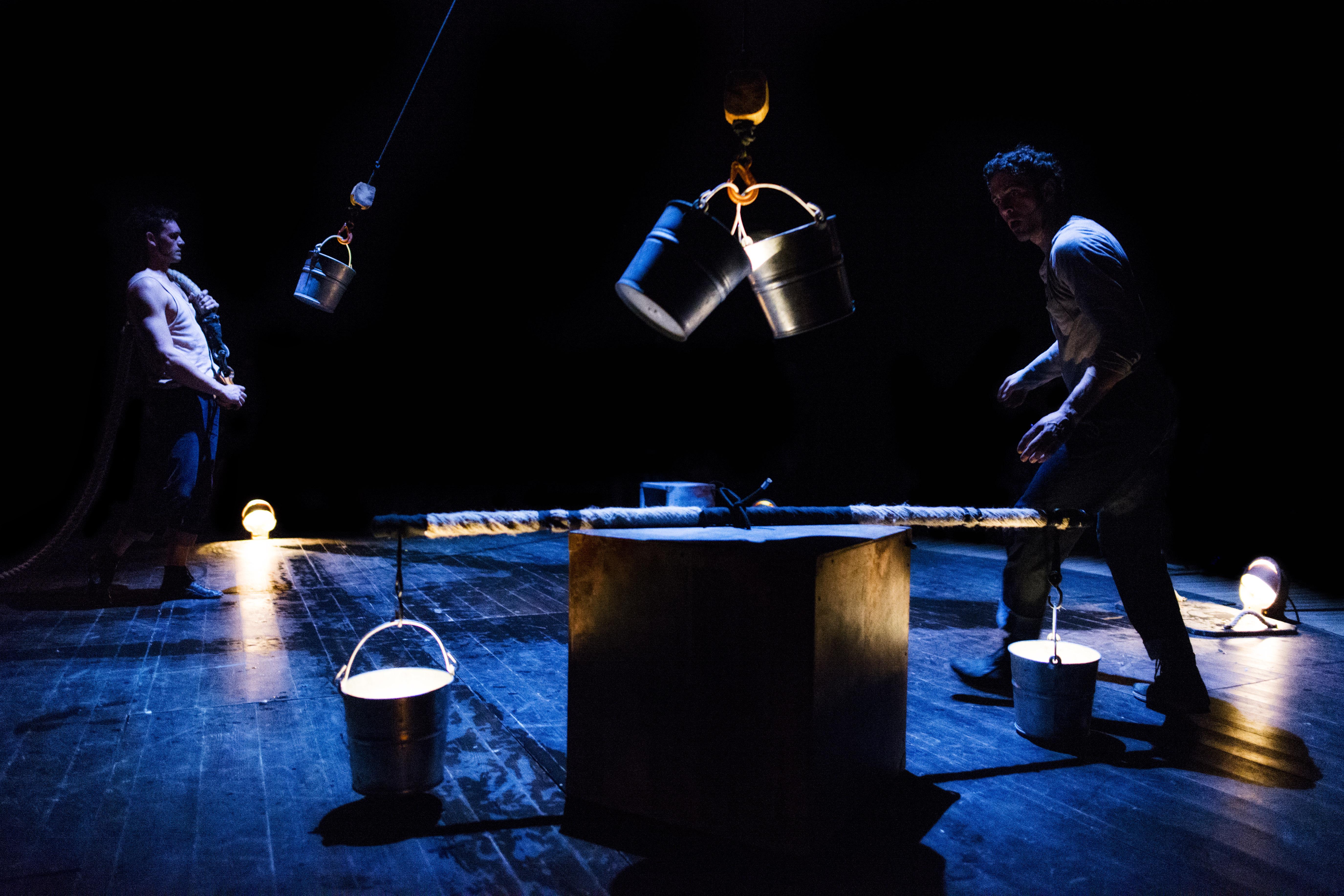 Cie 3 x Rien - Entre Chien et loup 6 - Photo Julien Fortel