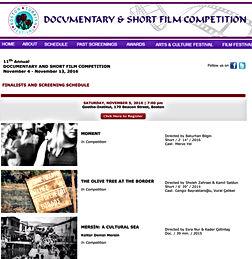 """2015 yılında Toronto Urban Film Festivalinde """"Theory"""" filmi ile izleyici ödülleri dalında birincilik ödülü alan yönetmen """"Baturhan BİLGİN"""" bu sefer de Moment filmi ile Boston Türk Film Festivali'nde izleyici ile buluşuyor. Bu yıl 11'incisi yapılacak Boston Türk Festivali Belgesel ve Kısa Film Yarışması'nda finalist filmler arasında yer alan """"MOMENT"""" filmi 5 Kasım 2016 Cumartesi günü saat 19:00'da Boston Goethe Enstitusu'nde gösterilecektir.    Moment; günlük yaşantının sıkıcılığı içerisinde hapsolmuş modern şehirli insanın bütün bu günlük rutinleri sırasında yaşanan duygusal bir deprem anını; yani """"AŞIK"""" olmayı ve bunun bütün rutinlerini ve alışkanlıklarını nasıl sarstığını anlatan yenilikçi  bir kısa film...    4 Kasım-13 Kasım 2016 tarihleri arasında devam edecek olan festivalin en büyük özelliği her yıl Ermenistan, Belçika, Kanada, Kıbrıs, Çek Cumhuriyeti, Estonya, Fransa, Almanya, Hollanda, Hindistan, İran, Irak, İsrail, İtalya, Güney Kore, Meksika, Nepal, Norveç, Rusya, Ukrayna, A"""