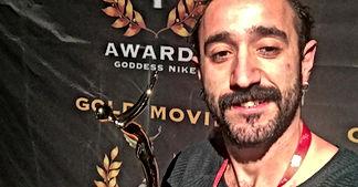 Londrada düzenlenen Gold Movie Awards Goddess Film festivaline gidip oradaki atmosferi yaşamak çok keyifliydi, ödülümü alıp gelmek, orada herkesle tanışıp özel paylaşımlarda bulunmak çok keyifliydi, umarım daha güzelleri, çalışan üreten herkesin karşısına çıkar, o anın tadına varır.