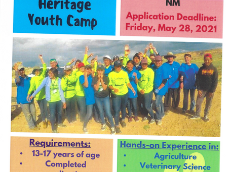Safeguarding Natural Heritage Youth Camp