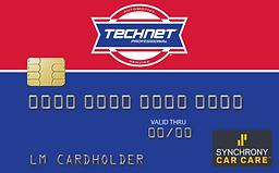 Technet Payment Option