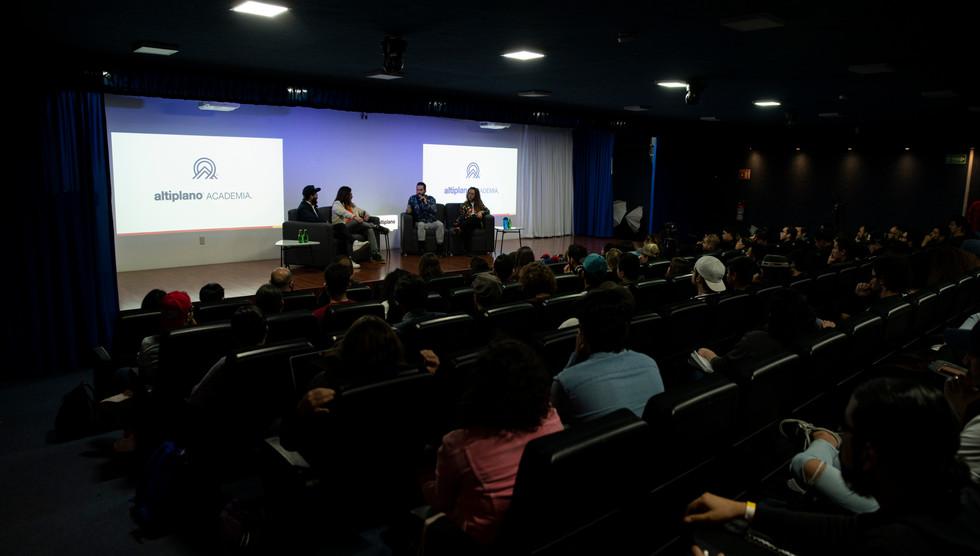 Panel de la industria musical GDL 2018