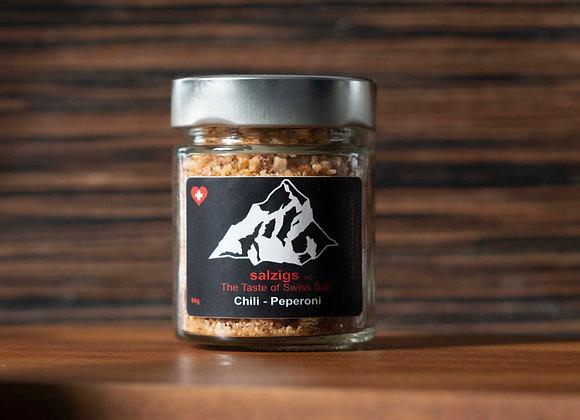Chili - Pepperoni Salt
