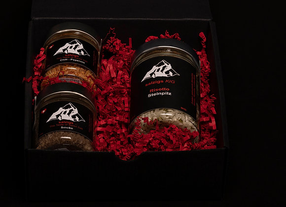 Geschenkbox 2 Salze & Risotto