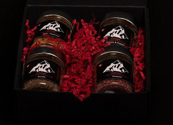 Geschenkbox 4 Salze