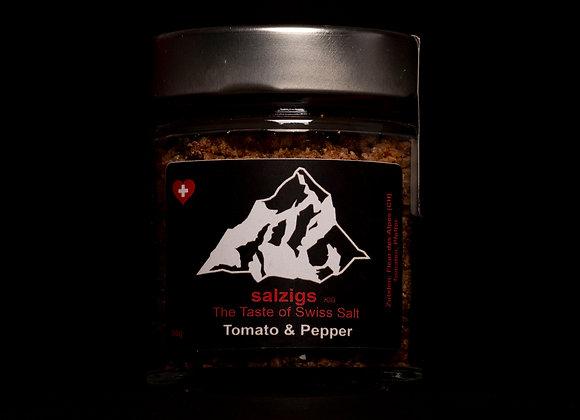 Tomato & Pepper Salz