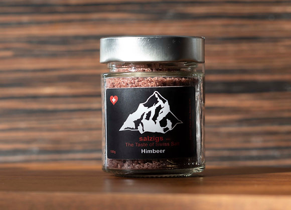 Raspberry salt