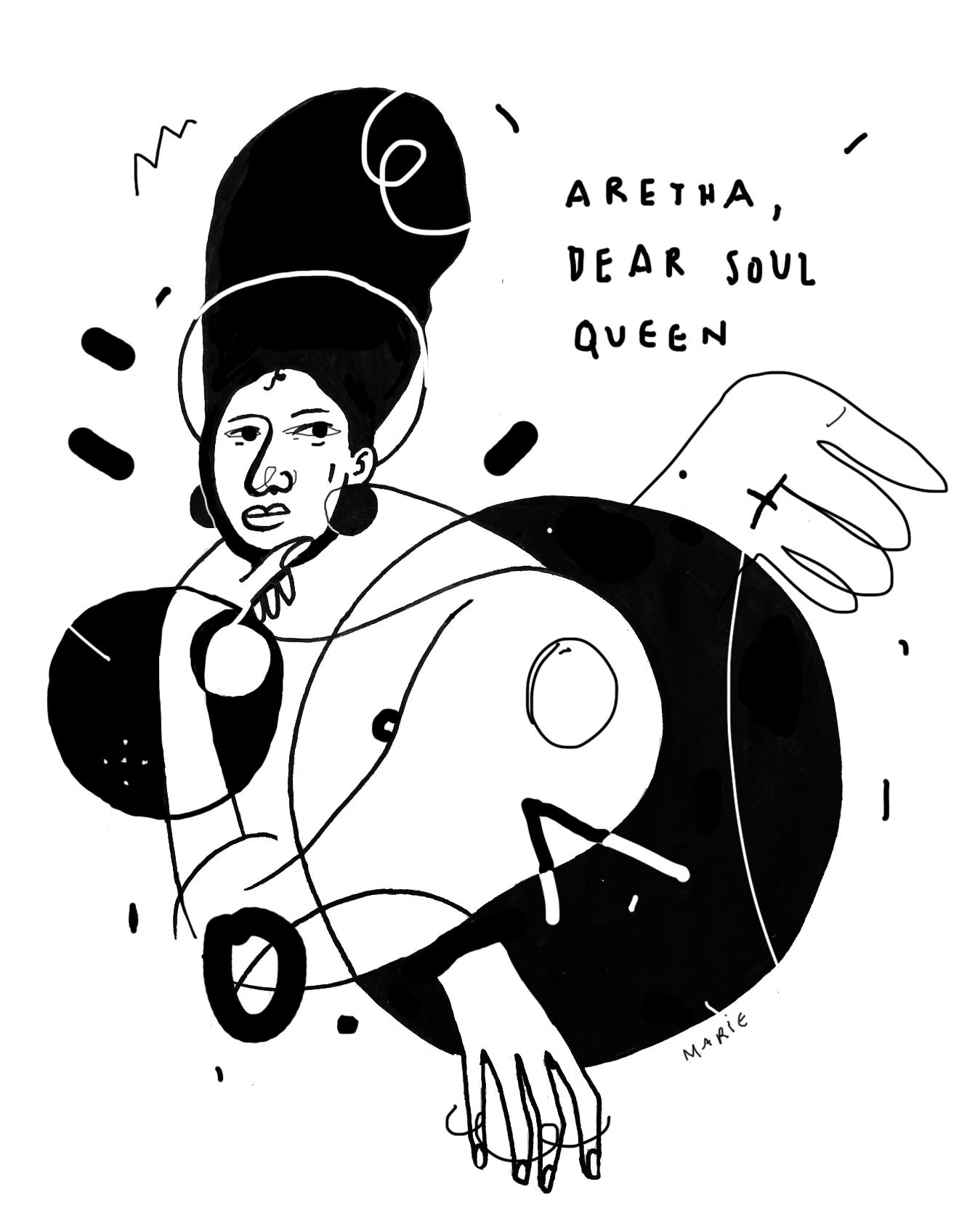 Aretha Franflin
