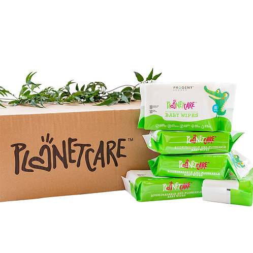 PlanetCare Baby Wipes
