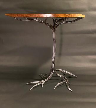 Walnut tree table