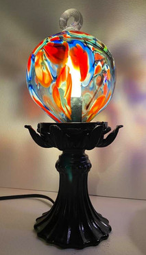 Hummingbird lamp