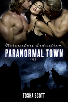 Vol 5 Werewolves Seduction E-Book Cover.