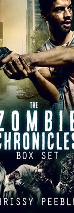 The Zombie Chronicles Box Set E-book Cov