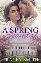 E-Book Cover A Spring Scandal Printable