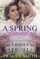 E-Book Cover A Spring Scandal Printable
