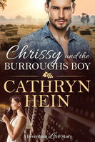 CHRISSY AND THE BURROUGHS BOY E-Book Cov