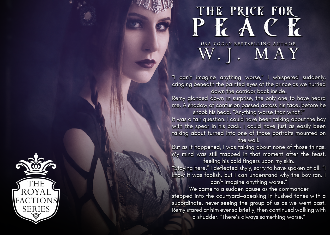Quote7 The Price for Peace Printable 330