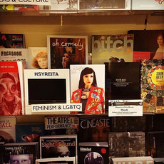 The Tarot Issue at Housmans Bookshop, London