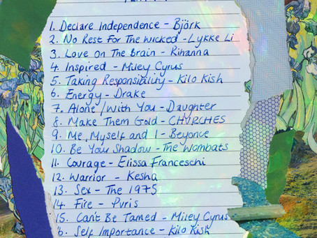 Full Moon in Aries Playlist