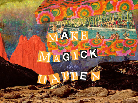 Make Magick Happen (Into the Souls of Indie Makers): Sapphire Bates
