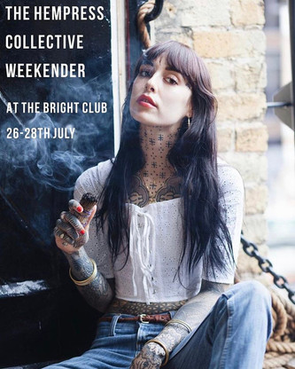 The Hempress Collective Weekender
