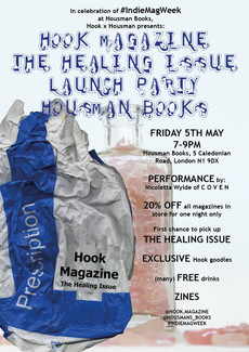 The Healing Issue Launch Party