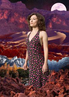 The Earth Issue, Abi Farrell