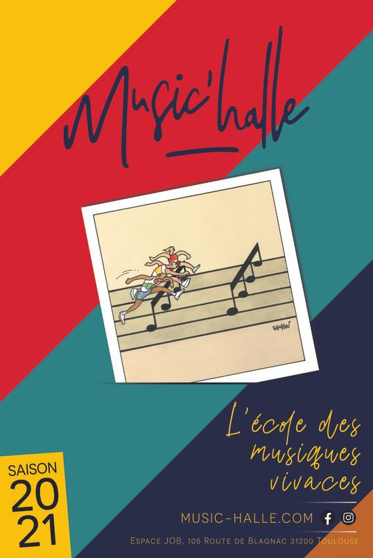 Campagne Saison 20-21 - Music'Halle