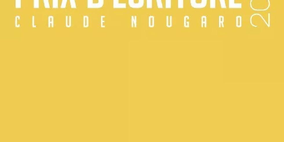 """Auditions """"Prix Claude Nougaro"""""""