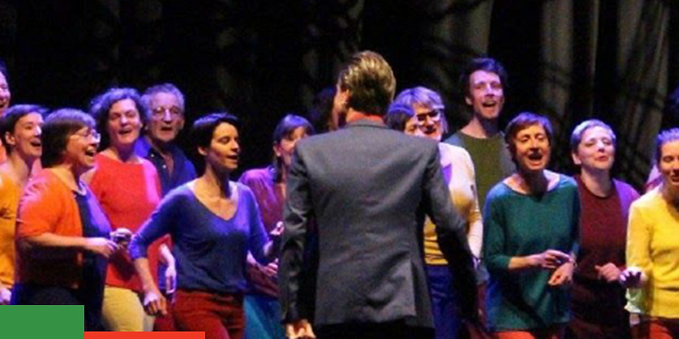 Le Cri du Choeur chorale a cappella