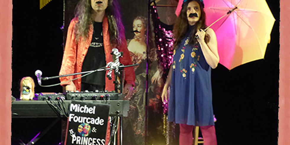 Michel Fourcade and Ze Princess