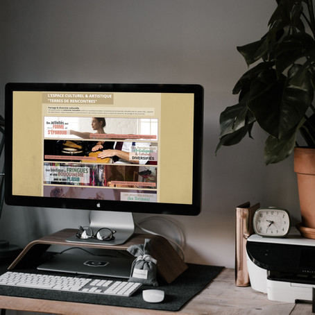 Découvrez le nouveau site internet Terres de Rencontres (TdR)!