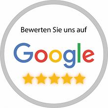 Bewerten Sie uns bei Google Rezesionen