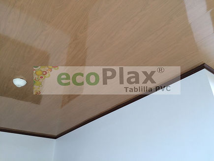 cieloraso pvc tablillas plasticas ecoplax costa rica