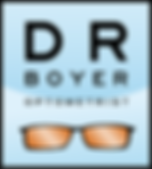 Dr. Boyer Optometrist Logo