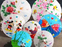 油紙傘DIY