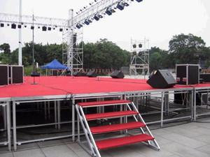 舞台及背幕製作