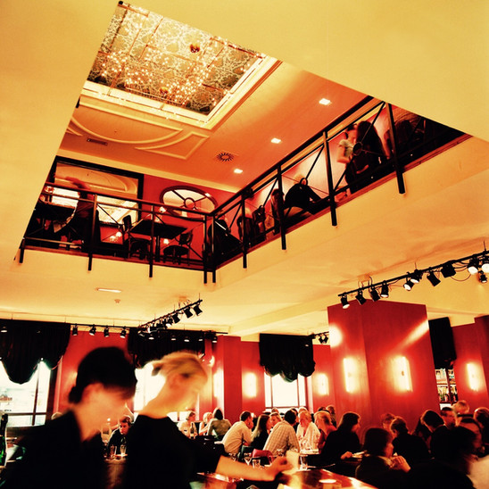 Restaurant Cafe Theatre