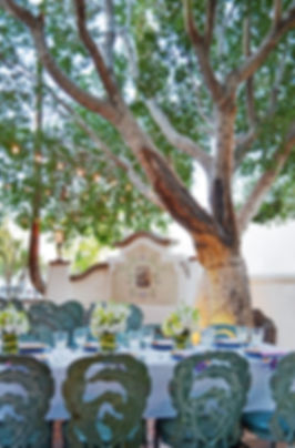 Rancho Mirage Las Casuelas Nuevas Banquet Private Dining Event Wedding Venue Outdoor Patio Indoor Banquet Rooms
