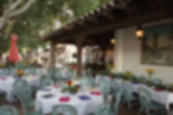 Las Casuelas Nuevas Wedding Venue Special Event Corporate Outdoor Patio Al Fresco Banquet Room Party Planning Coachella Valley Palm Springs California Las Casuelas Nuevas