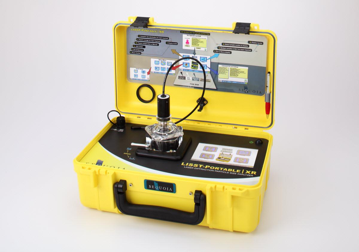 LISST PortableXR
