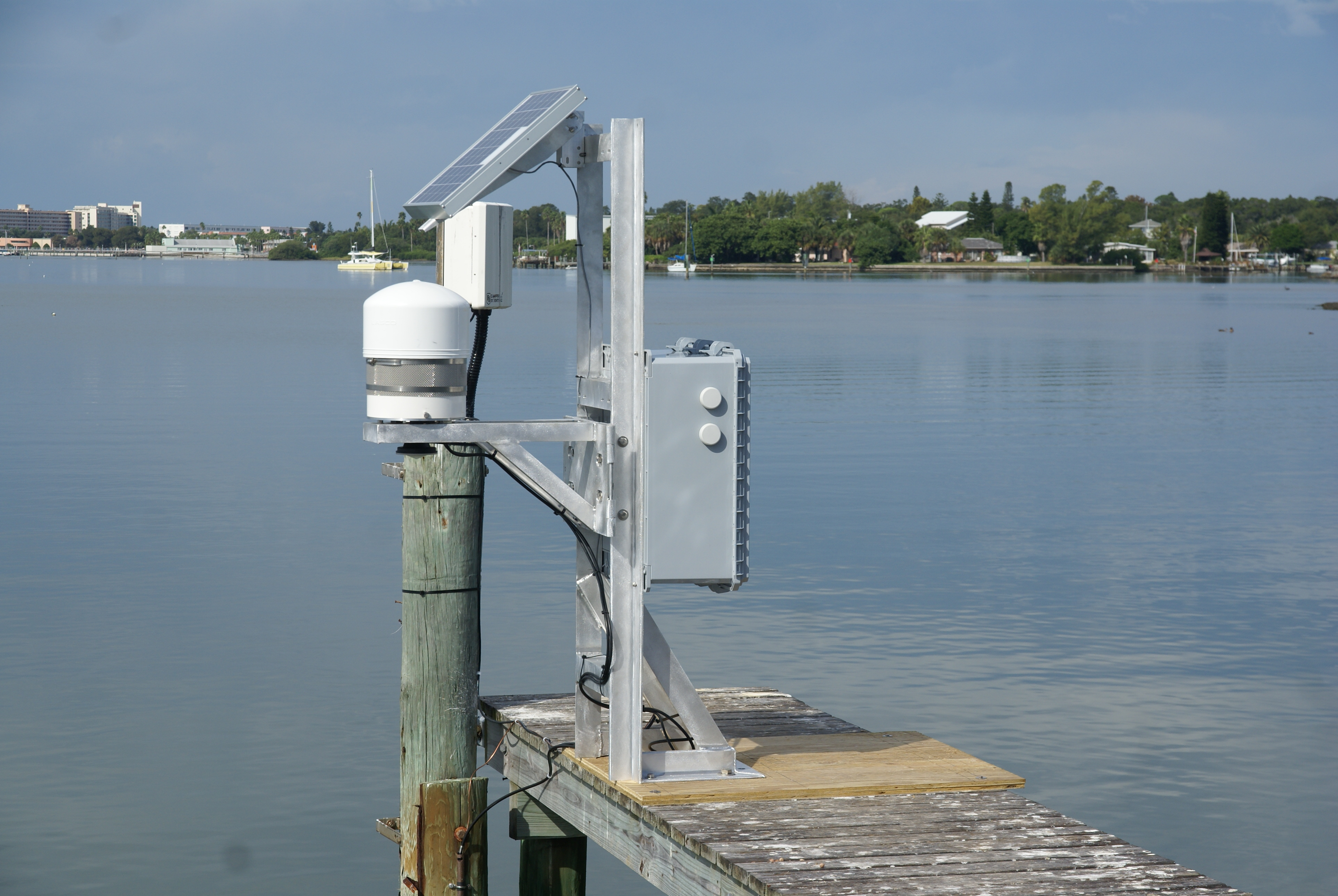 Coastal Monitoring Solution
